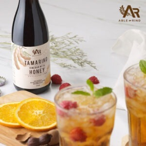 Ablerind Tamarind Vinegar with Honey Soda Drink