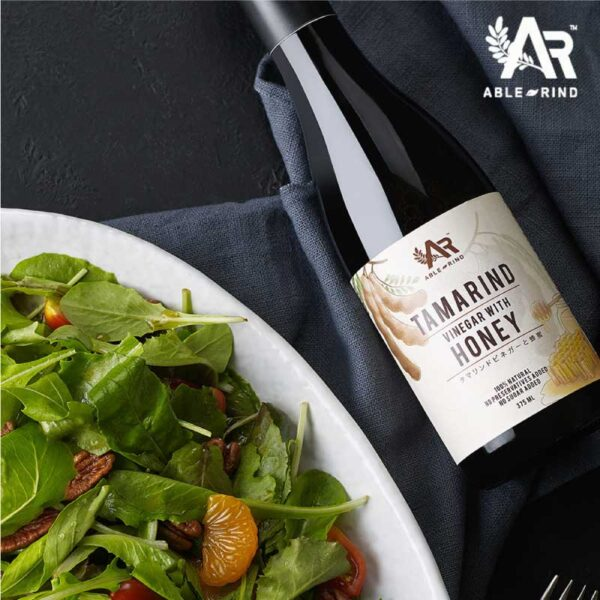 Ablerind Tamarind Vinegar with Honey Salad Dressing